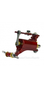 BRAVO Rotary™ Tattoo Machine Lightweight Alloy Frame - RED