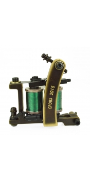 Copperman™ Tattoo Machine Saber With CNC Frame - Shader