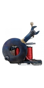 Handmade 10 Wrap Tattoo Machine Shader Crazy Snail
