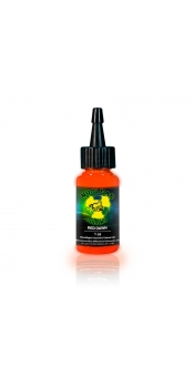 MOM'S Nuclear Colors Red Dawn UV Blacklight Tattoo Ink  - 1/2oz