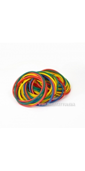 Quality Color Tattoo Machine Rubber Band #12 - 100 pcs/bag.
