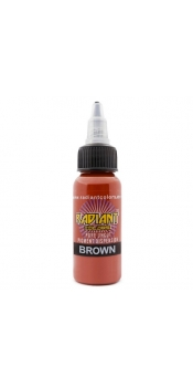 0.5 oz Radiant Tattoo ink Brown