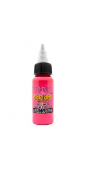 0.5 oz Radiant Tattoo ink Bubblegum Pink
