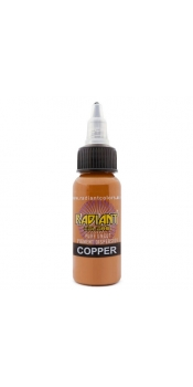 0.5 oz Radiant Tattoo ink Copper