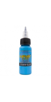 0.5 oz Radiant Tattoo ink Country blue