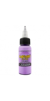 0.5 oz Radiant Tattoo ink Lavander