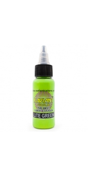 0.5 oz Radiant Tattoo ink Lite Green