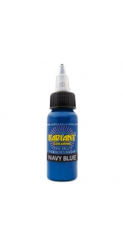 0.5 oz Radiant Tattoo ink Navy Blue