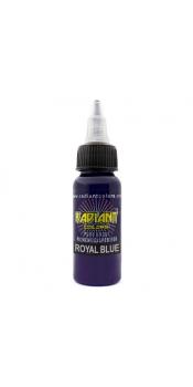 0.5 oz Radiant Tattoo ink Royal Blue