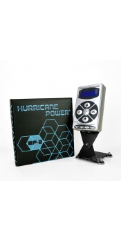 SILVER HURRICANE® DIGITAL TATTOO MACHINE POWER
