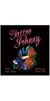 Tattoo Johnny: 3,000 Tattoo Designs [Paperback]