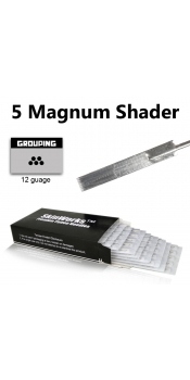 Tattoo Needles - 5 Magnum Shader 50 Pack