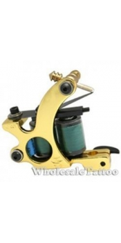 S-CLASS Professional Tattoo Machine /w 10 coils