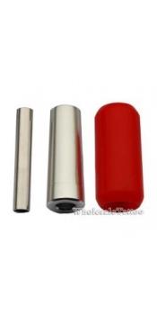 """7/8"""" Red Silicon Gel Grip (22mmX50mm)"""