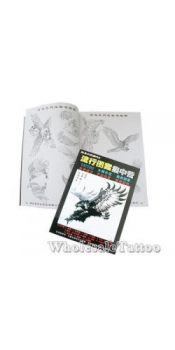 Tattoo Book About Eagle