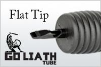 Goliath Tube™ Flat Disposable Grips