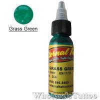0.5 oz Eternal Tattoo Ink grass green