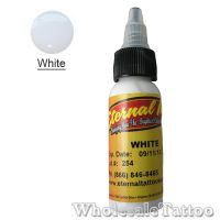 0.5 oz Eternal Tattoo Ink white