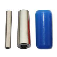 """1"""" Blue Silicon Gel Grip (25mmX50mm)"""