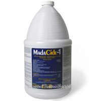1 Gallon Madacide-1 - Tattoo/Piercing Studio Grade Disinfectant