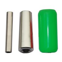 "7/8"" Green Silicon Gel Grip (22mmX50mm)"