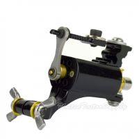 BRAVO Rotary™ Tattoo Machine Lightweight Alloy Frame - BLACK