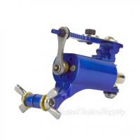 BRAVO Rotary™ Tattoo Machine Lightweight Alloy Frame - BLUE