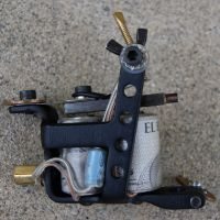 Handmade 10 Wrap Tattoo Machine Liner Four Seasons