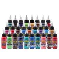 Radiant New 27 Color Set 1/2OZ
