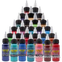 Radiant New 27 Color Set 1OZ