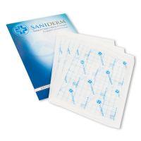 """Saniderm Adhesive Bandage - 6"""" x 8"""" - Personal Pack (Box of 3 Sheets)"""