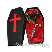 Tattoo Machine Box / Tattoo Coffin Box