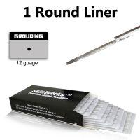 Tattoo Needles - 1 Round Liner 50 Pack