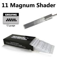 Tattoo Needles - 11 Magnum Shader 50 Pack