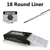 Tattoo Needles - 18 Round Liner 50 Pack