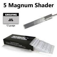 Tattoo Needles - 5 Magnum Shader 50 Pack