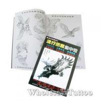 Tattoo Book About Eagle