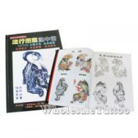 Tattoo Book About Lion