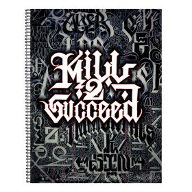 Kill 2 Succeed - Sketch Book/Reference Guide by Big Sleeps and Defer