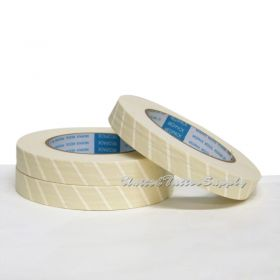 "Steam Autoclave Sterilization Indicator Tape (3/4"" x 60 yds / Roll, Box of 8 Rolls)"
