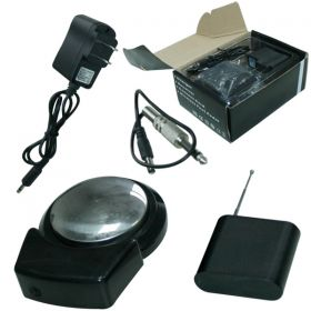 WIRELESS Pro Stainless Steel FOOT PEDAL for Tattoo Power Supply