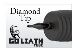 Goliath Tube™ Diamond Disposable Grips
