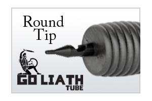 Goliath Tube™ Round Disposable Grips