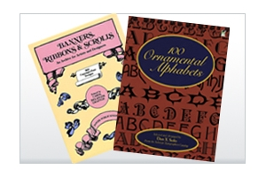 Letter and Script Books