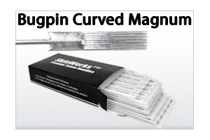 Bugpin Curved Magnum Needles