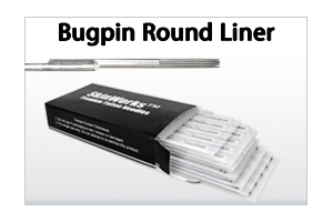 Bugpin Round Liner Needles