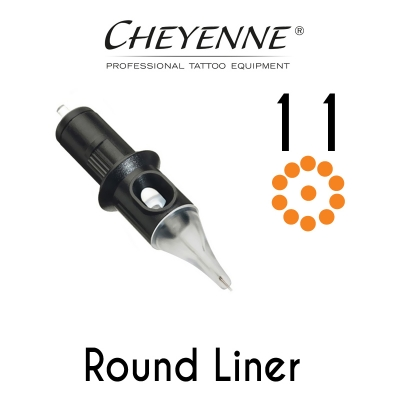 Cheyenne 11 Round Liner Cartridge