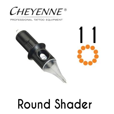 Cheyenne 11 Round Shader Cartridge