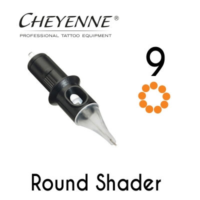 Cheyenne 9 Round Shader Cartridge