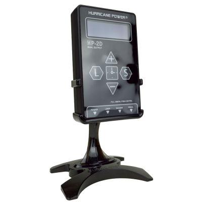 Hurricane HP-2D Dual Digital LCD Tattoo Power Supply